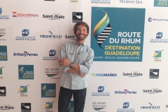 Photo-Call Route du Rhum-Destination Guadeloupe